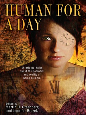 cover image of Human for a Day